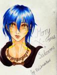 Christmas Gift - Shinkami by ReiWonderland