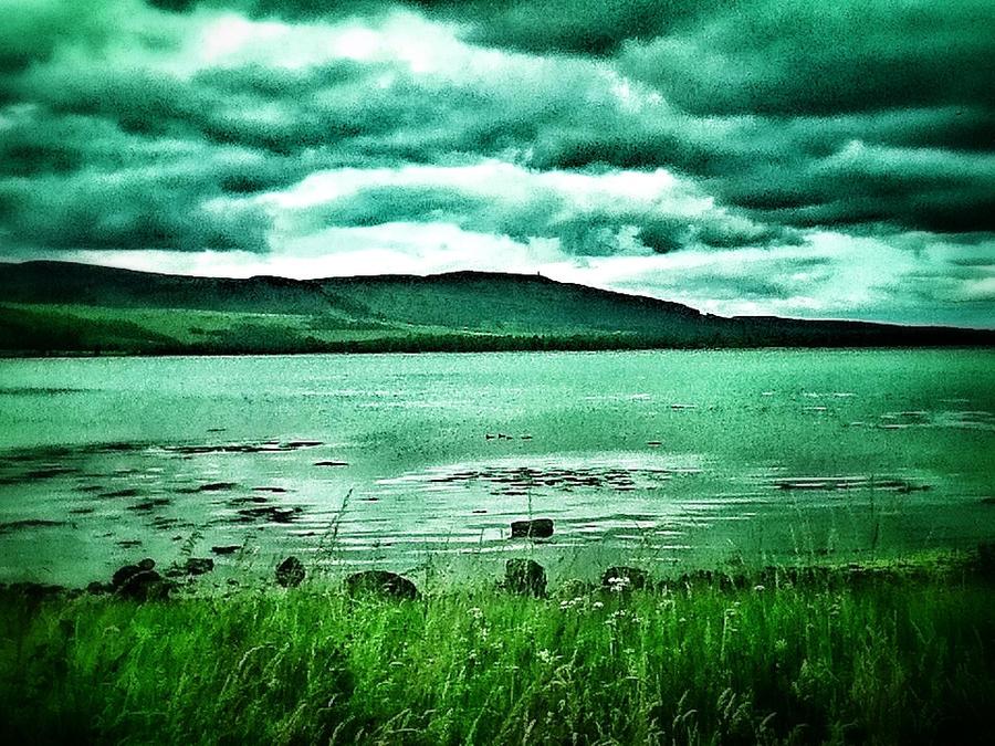 Storm on the Loch by AquaDewRose