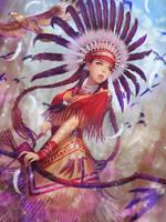 Native american by NPye13