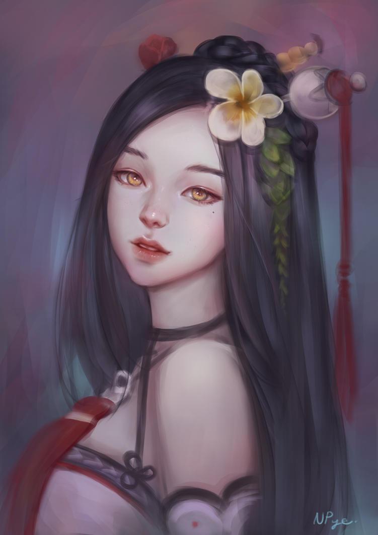 Nam So-yoo [Blade and Soul] by NPye13