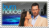 Burn Notice Stamp by ColonelFitz