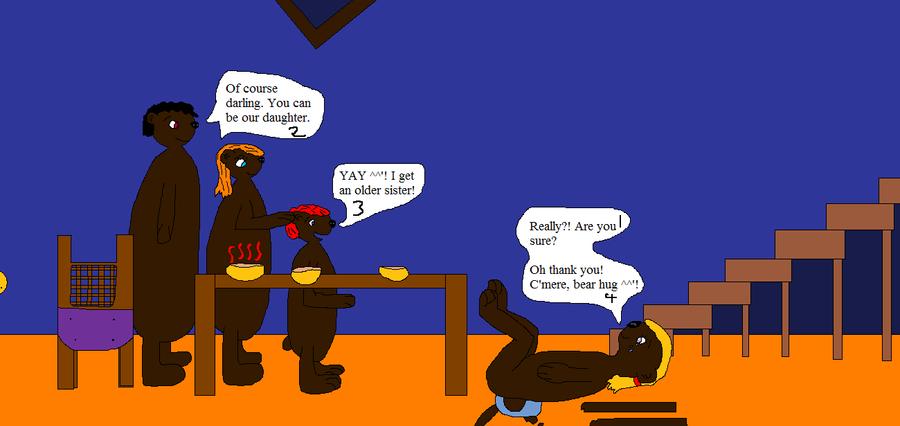 Gold E. Locks' New Family (Paul's RQ) pt.15 by thetrans4master