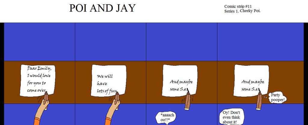 Poi and Jay #11 by thetrans4master