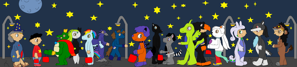 Halloween Picture by thetrans4master