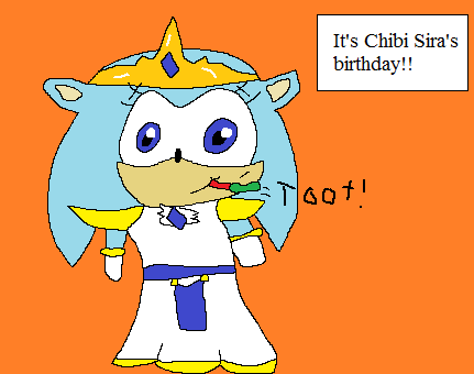 Chibi Sira by DoctorChesterthe1st