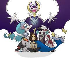 My team! by Kartase
