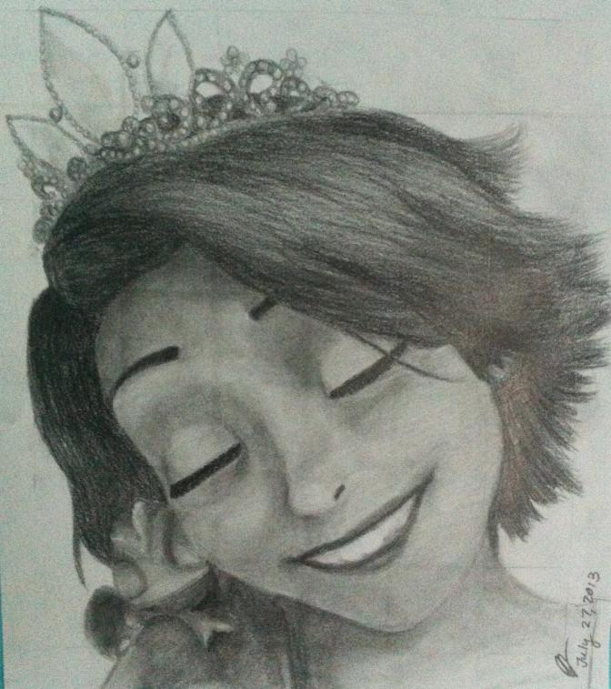 Rapunzel by BecauseNevada