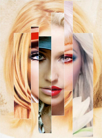 What comes next Christina Aguilera by HectorGo