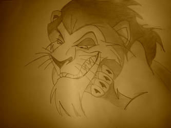 Scar - Deviously delighted