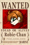 Wanted DoA Robie-Chan