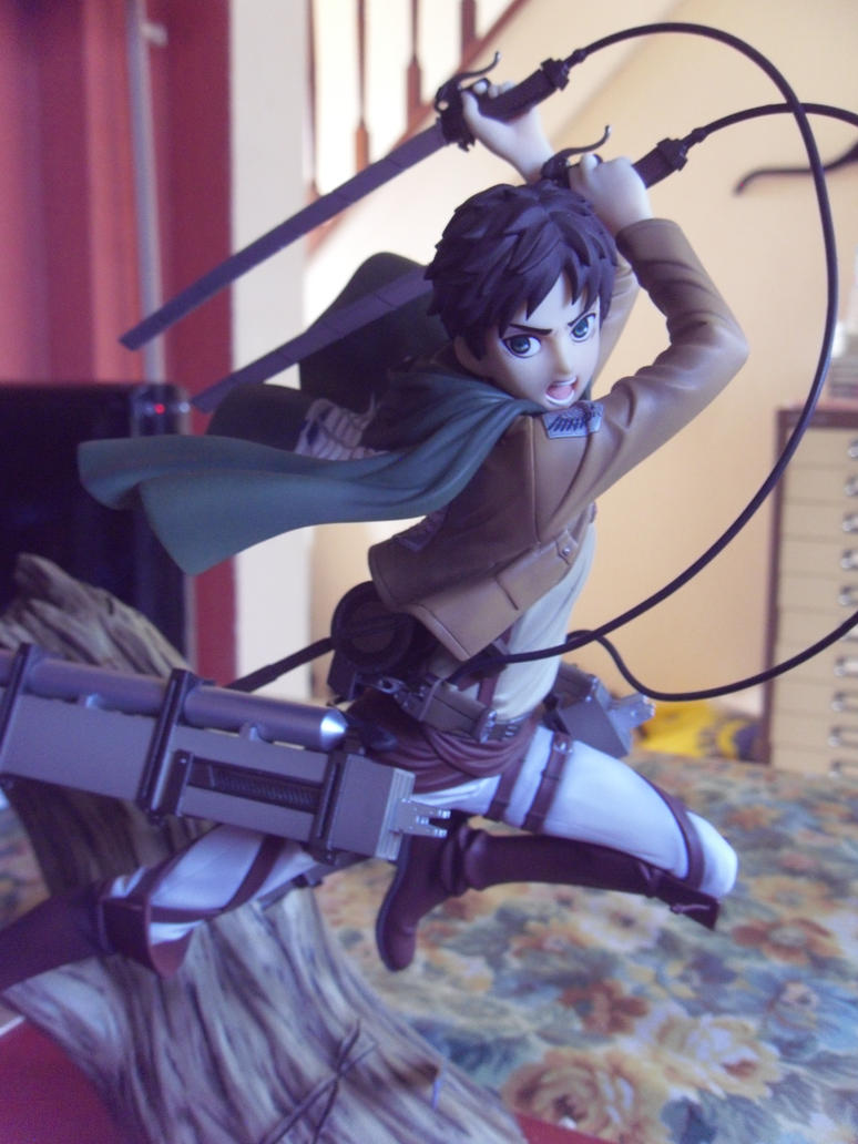 Eren Yeager by Robie-Chan