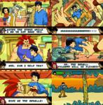 Jackie Chan Adventures Game