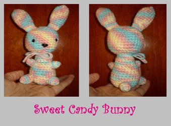 Sweet Candy Bunny