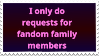 Request stamp by Queen-JeeDragon