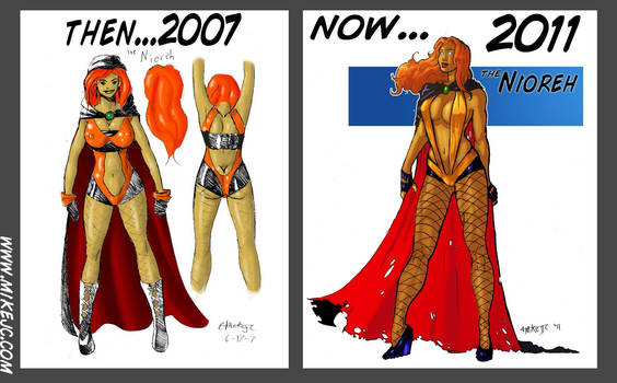 Then and Now: The Nioreh