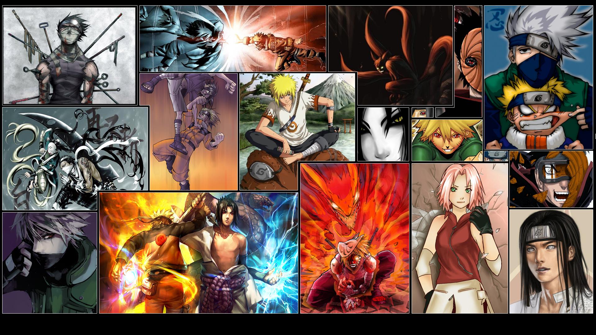 Naruto Wallpapers Hd wallpaper - 272963