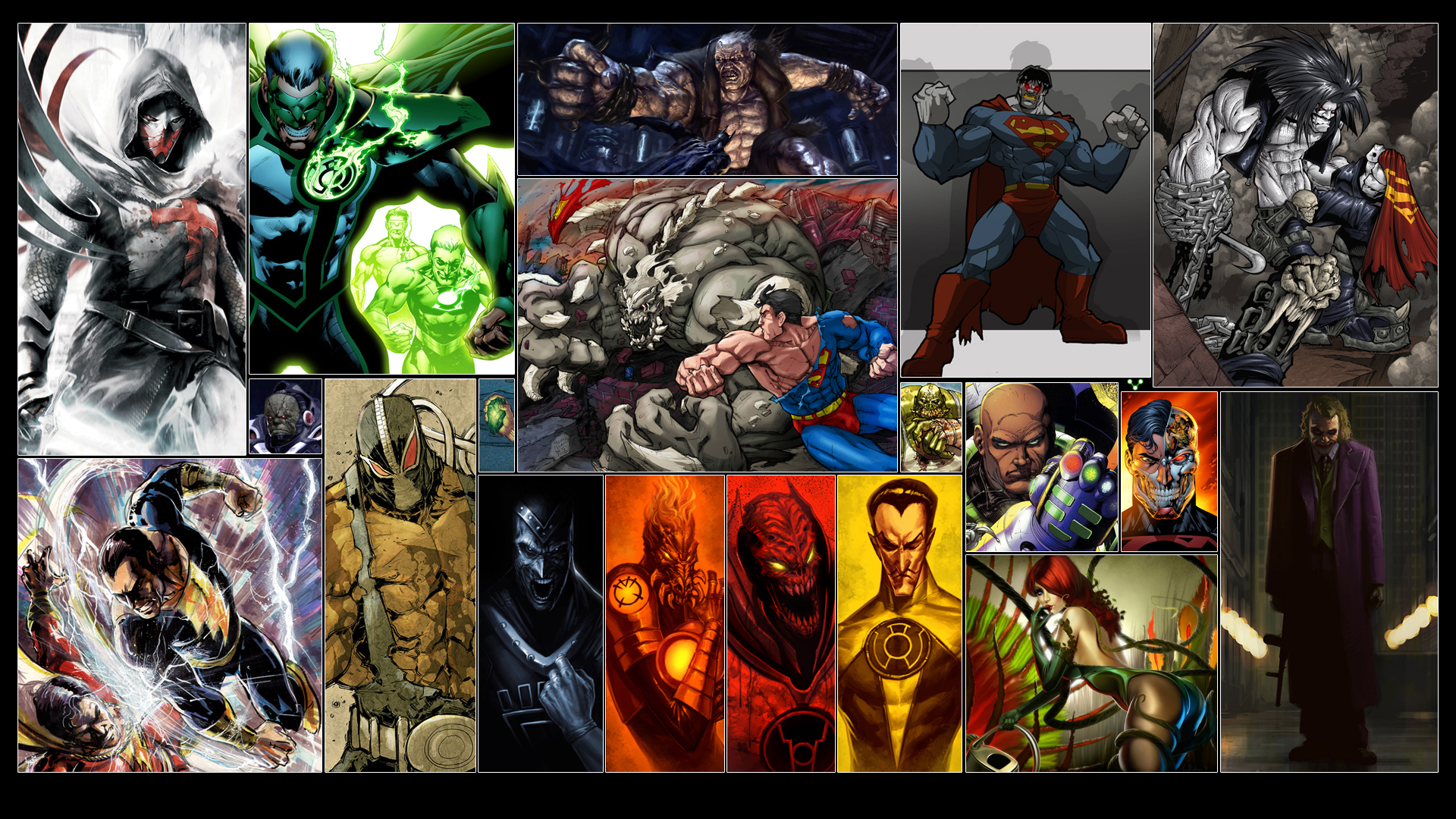 Dc comics super villains by gt orphan on deviantart for Kid chat rooms 12 14