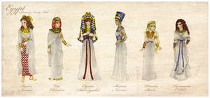 Costume Project - Egypt