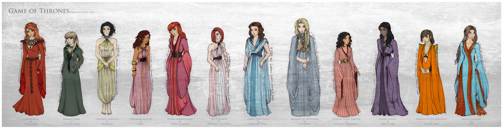 Costume Project - Game of Thrones