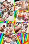 Cupcake and Lollipop MANIA