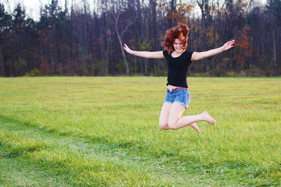 Senior Megan 3