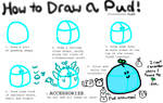 How to Draw a Pud