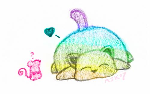 Colorful Blub