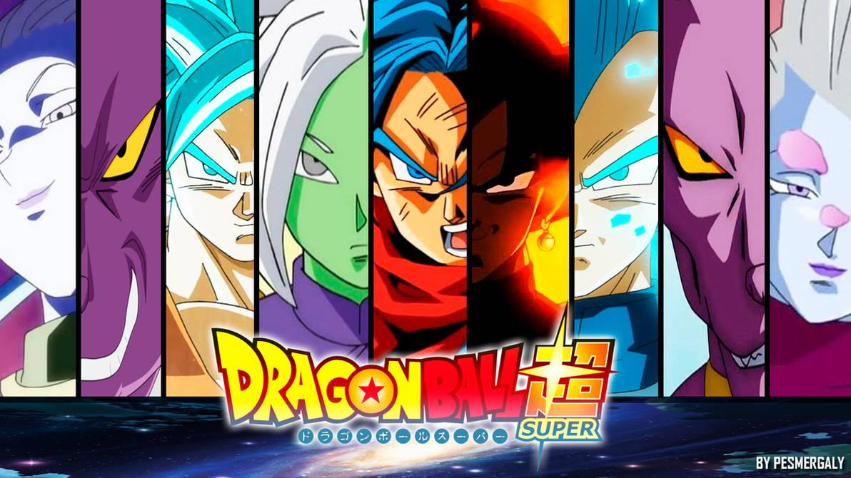 Dragon Ball Super Wallpaper Trunks Saga By Pesmergaly On Deviantart