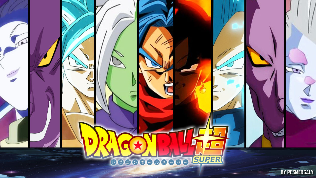 Dragon Ball Super Wallpaper Trunks Saga By Pesmergaly On Deviantart