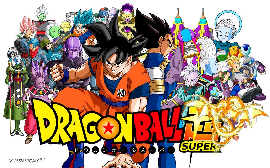 Dragon Ball Super Four Seasons Wallpaper By Pesmergaly