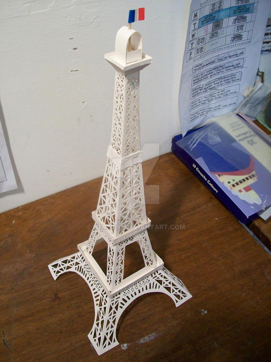 Eiffel Tower 2 by Herbie91