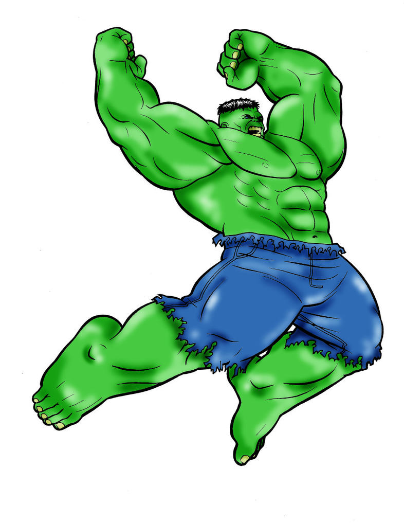 Hulk by Herbie91