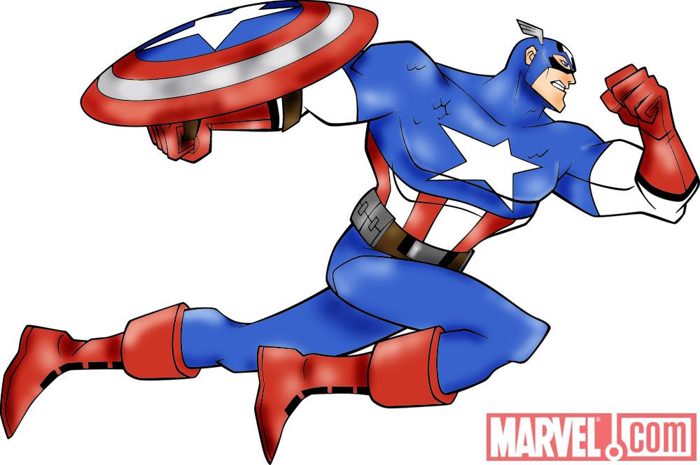 Captain America by Herbie91
