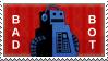 Badbot Stamp by surlana