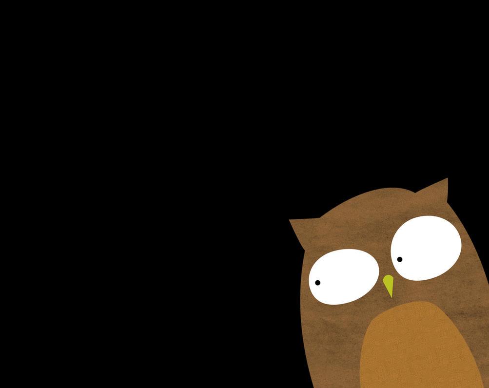 Nosy Desktop Owl by surlana