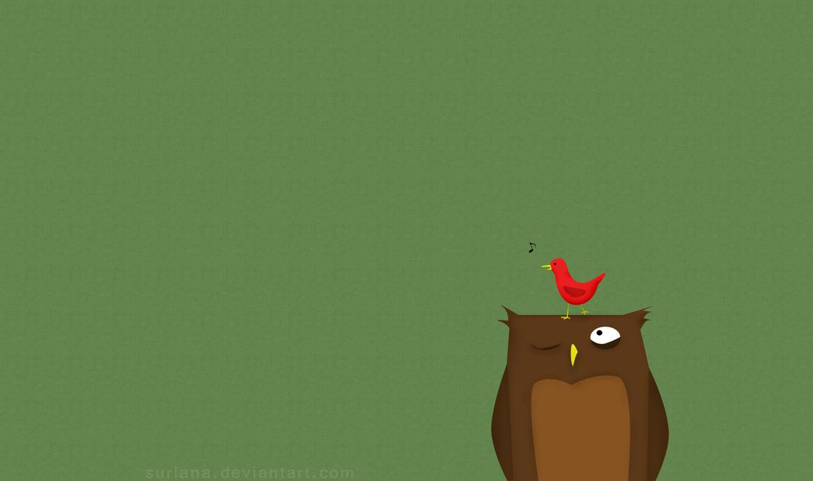 Red Bird Got Rythm by surlana