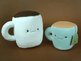 coffee or tea? by sewingstars