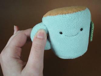 tea cup -- close up