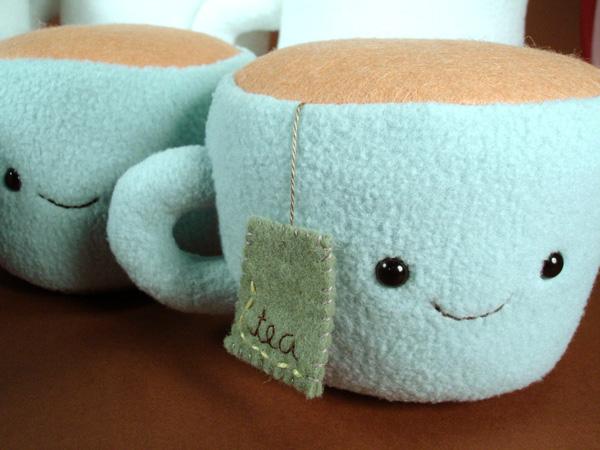 tea cups by sewingstars