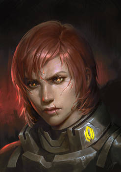 Lieutenant-Colonel Evangeline Shepard