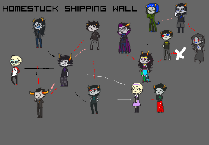 My Shipping Wall by MattieLee