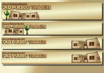 Web Header Old Pueblo Traders by 1980something