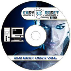 DLC Boot 2019 CD label by robnbanks