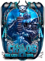 Arthas Avatar - The Lich King - World of Warcraft by Chaos-Death