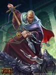 Monk Warrior 2