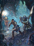 Cover for Pathfinder. 2015.