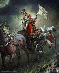 Blight Wagon by Igor-Grechanyi