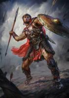 Light Spear Thrower Ferdinand