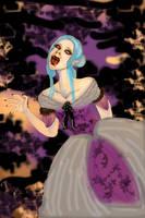 The Vampire Scream by chaosqueen122