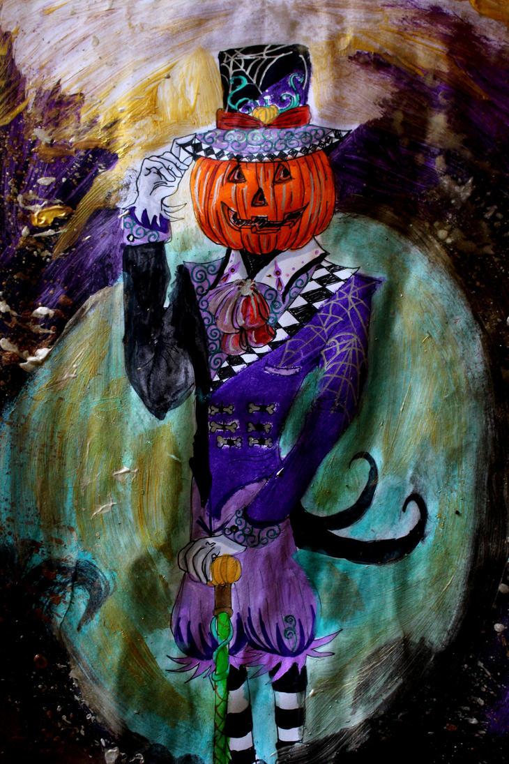 9:.object-headed monster boy by chaosqueen122